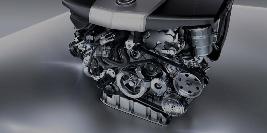 Bil motor